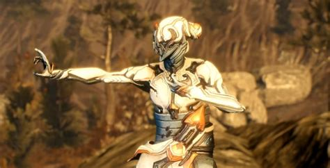 The next Warframe is a furious, punchy monk   PC Gamer
