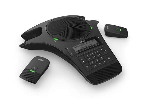 Snom C520 IP Conference Phone with Bluetooth and DECT