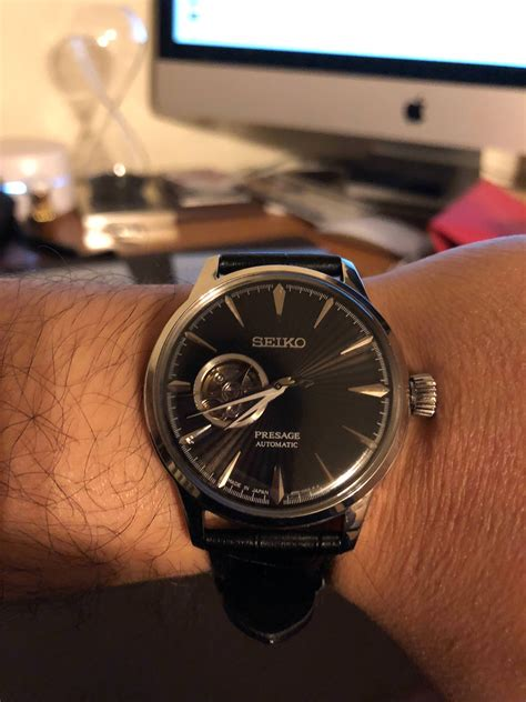 [Seiko] Second hand stopping/stuck on minute hand