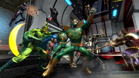 Battle The New Gods of The Fourth World in DC Universe