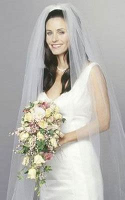 Here Comes the Bridesmaid: Courteney Cox's Wedding Planner