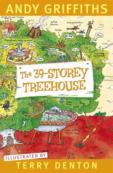 The 39-Storey Treehouse (Treehouse #3) – Better Reading