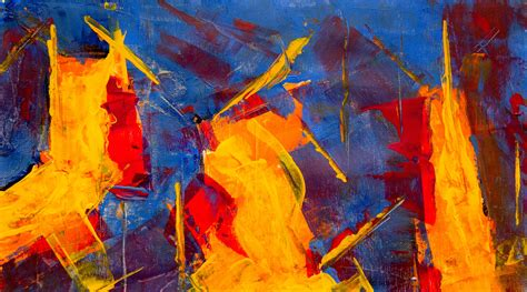 Free Images : abstract expressionism, abstract painting