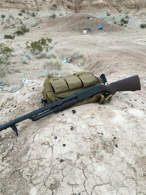 Inland M37 Trench Shotgun Review - The Firearm BlogThe