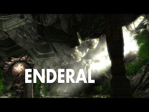 20 hours in the biggest Skyrim mod ever, Enderal   PC Gamer
