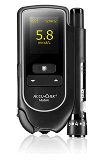 Accu Chek Mobile - Video Guide, Meter Review and Fastclix