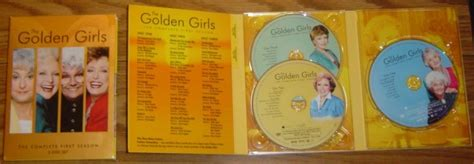 """""""The Golden Girls"""" The Complete First Season DVD Review"""