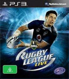 Rugby League Live - Wikipedia
