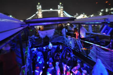 Halloween Boat of Horrors Party Jewel of London London