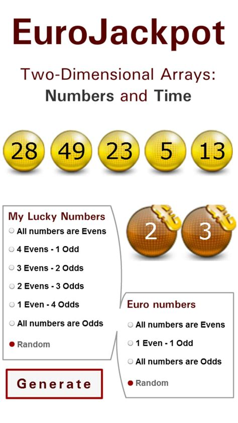 EuroJackpot Lottery - Lotto Results, Tips & Winning Numbers