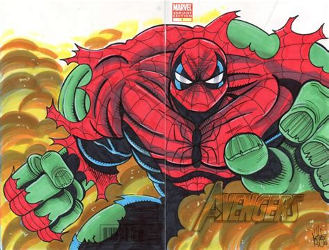7 Things Spiderman And Hulk Actually Have In Common