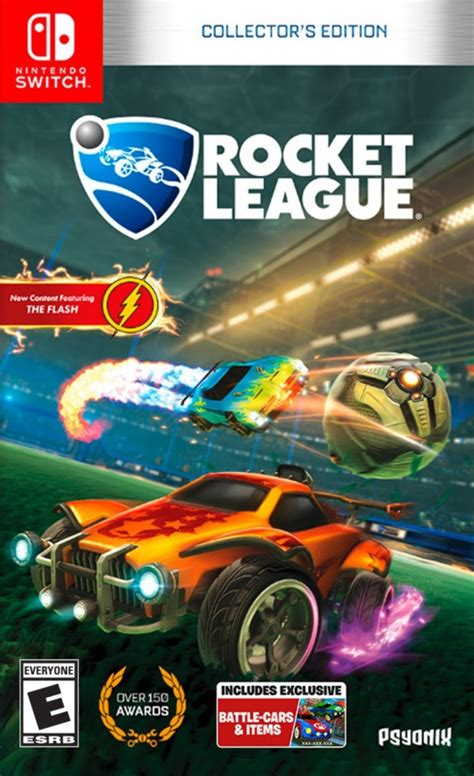 Rocket League Collector's Edition (Switch) - Switch