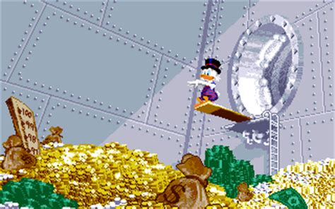 Disney's Duck Tales: The Quest for Gold Screenshots for