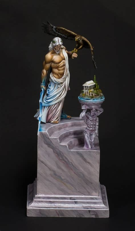 Zeus by Andreas -Feanor- Pettau · Putty&Paint