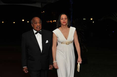 Trinidad mourns death of first president, constitution