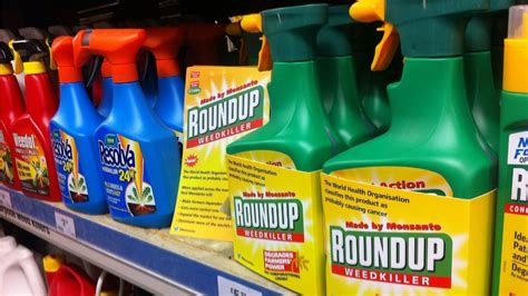 Monsanto's Roundup weedkiller destroys the microbiome in