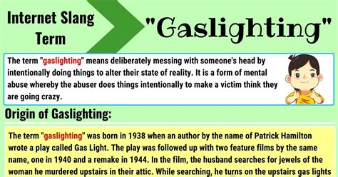 Gaslighting Meaning With Useful Conversations In English