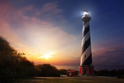 Cape Hatteras Lighthouse (North Carolina State) : The