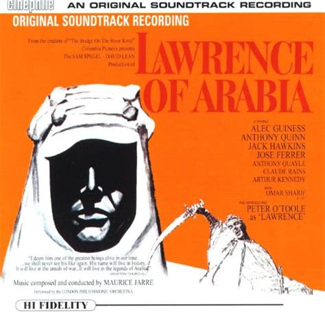 Lawrence of Arabia [Original Motion Picture Soundtrack