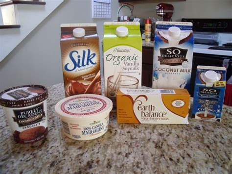 Dairy Allergy-good website for substitutions