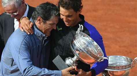 Toni Nadal: I am lucky to have enjoyed a life in tennis