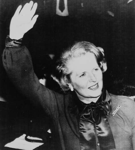 Margaret Thatcher elected prime minister of Britain in