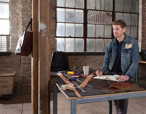 """Whipping Post brings """"uncommonly durable"""" leather goods to"""