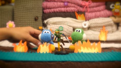 """Video: """"Yoshi's Woolly World Adventure Guide – Episode 3"""