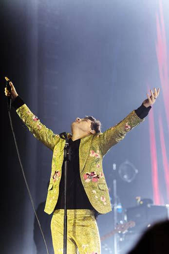 Review: Harry Styles Live On Tour at London's Eventim
