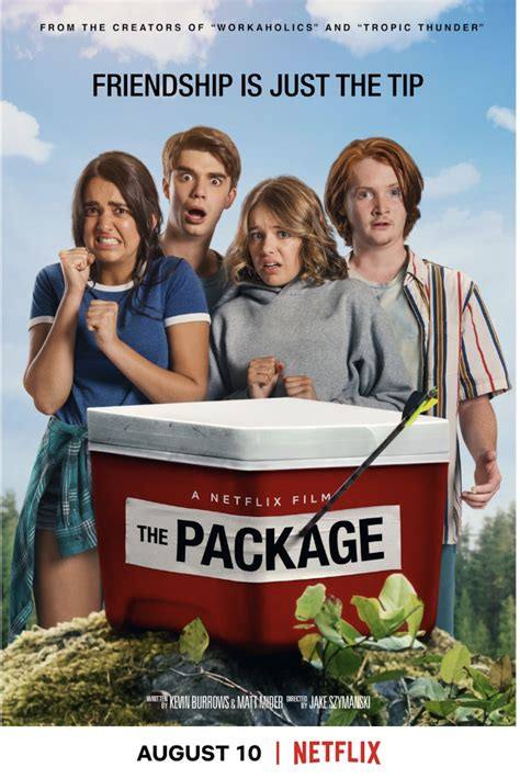 WATCH: First Trailer for Netflix Film THE PACKAGE