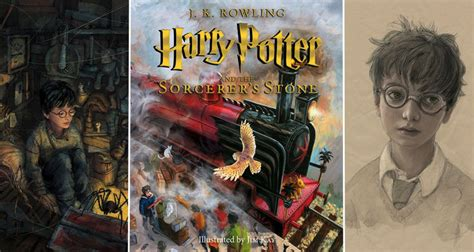 Iconic Wizard Picture Books : Harry Potter Illustrated Books