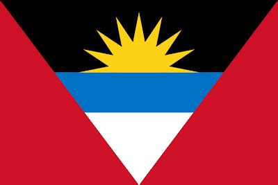 FLAGS AND COAT OF ARMS: ANTIGUA and BARBUDA