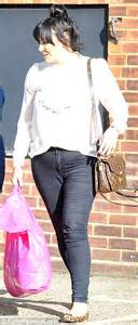 Martine McCutcheon enjoys day out with baby Rafferty and