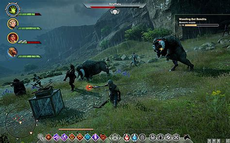 Longbow Requisition in Crestwood - Dragon Age: Inquisition