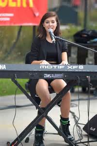 Christina Grimmie – Performing at the East Hills Park