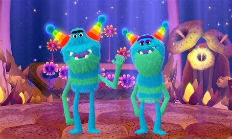 Unidentified Furry Objects invade Sesame Street: Once Upon