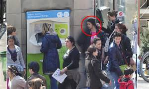 Invasion of the pickpockets: Disturbing pictures show