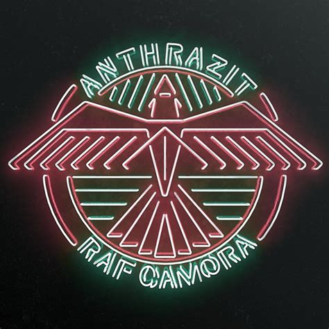 RAF Camora - Anthrazit (Cover, Features, Release Date
