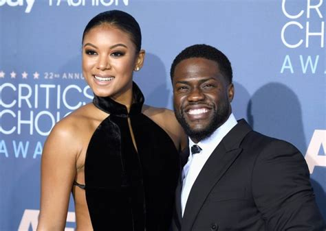 'A love like no other!' Kevin Hart's wife Eniko Parrish