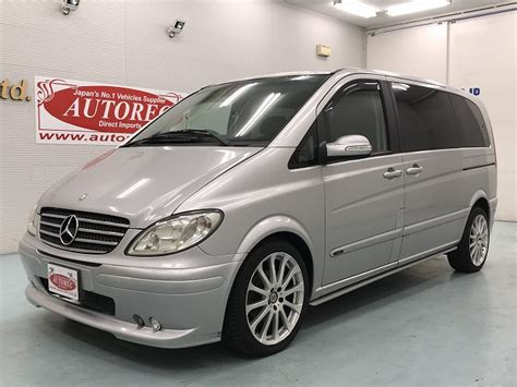 2004 Mercedes Benz Viano for South Africa to Durban