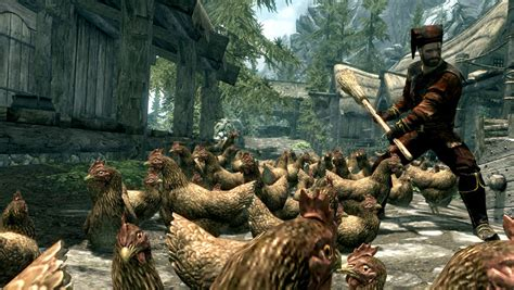 Top 5 Skyrim Mods of the Week - Camping with the Exploding