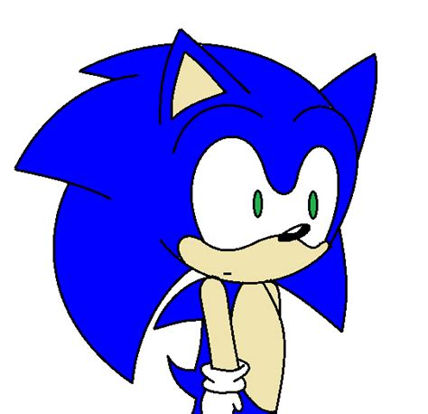 sonic huh animation pratice by deathsbell on DeviantArt
