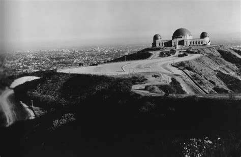 Griffith Observatory, 1950s