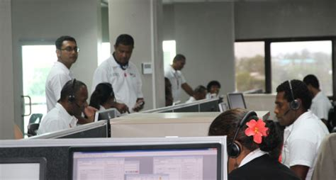 Opening Of The New Fiji Airways Call Centre Creates New Jobs