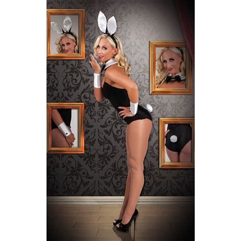 Hot Playgirl Hase Bunny Set
