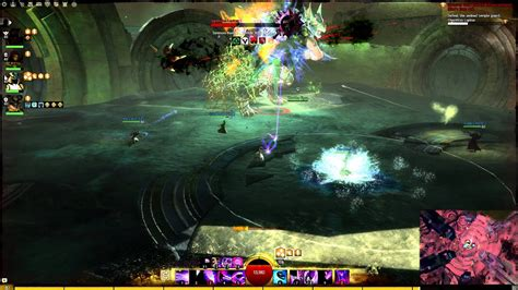 Gigantus Lupicus fight - Mesmer Perspective - YouTube