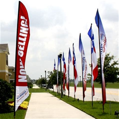 Sail Flags | Affordable Vertical Flags | OnSight