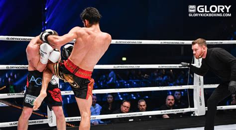 GLORY 36 GERMANY: Dylan Salvador is the new lightweight