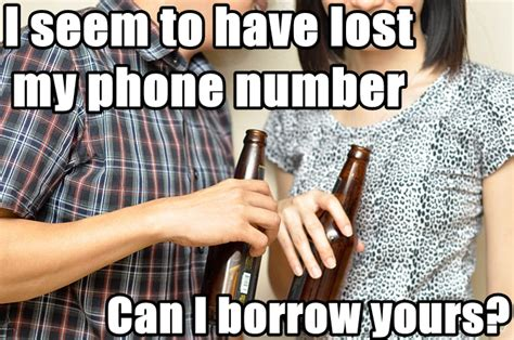 10 Hilarious Pick Up Lines Guys Use [With Pictures]