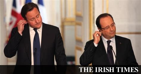 Hollande and Cameron alter position on Syria solution